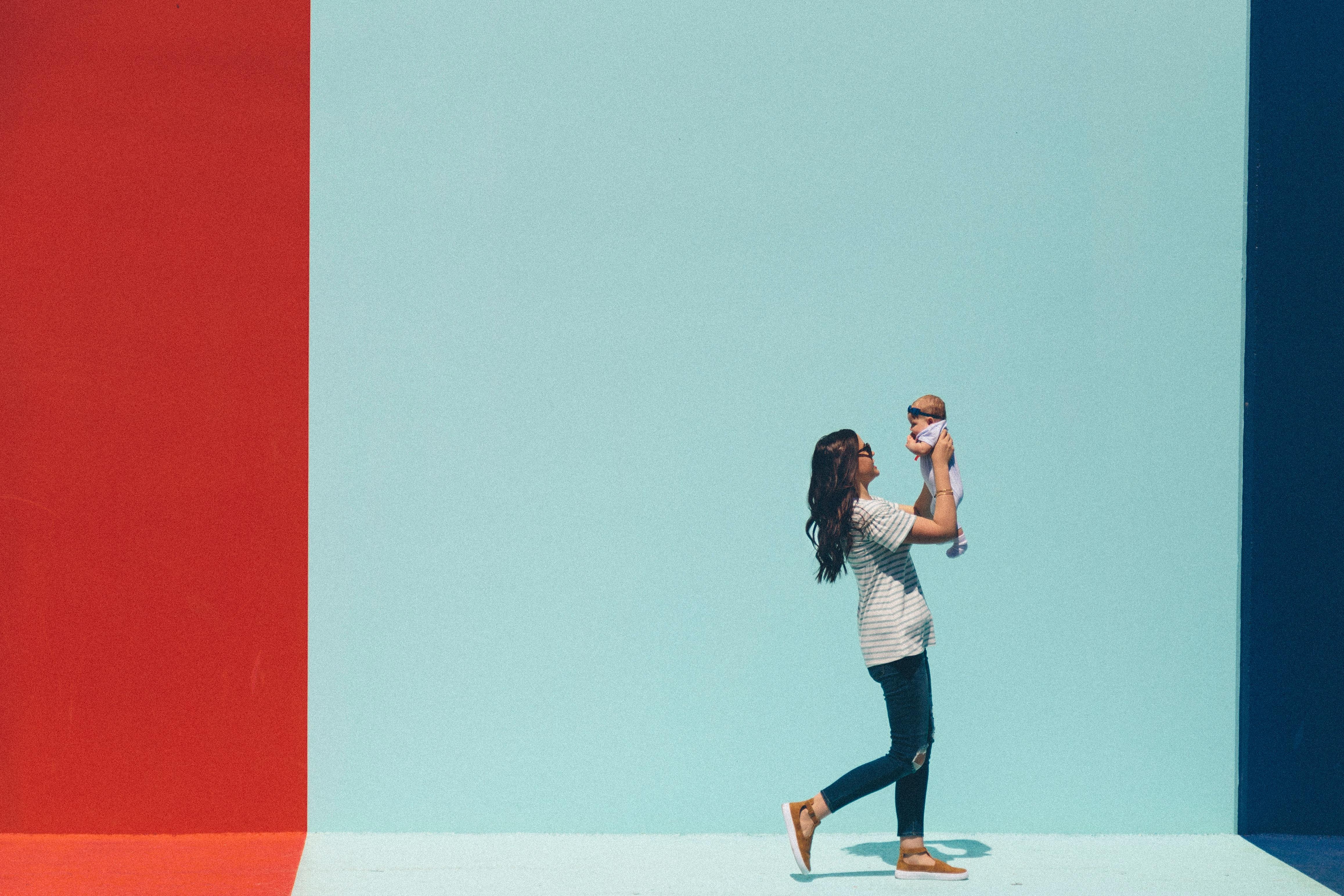 気になるハーフの赤ちゃんは日本人顏?それとも外国っぽい顔?