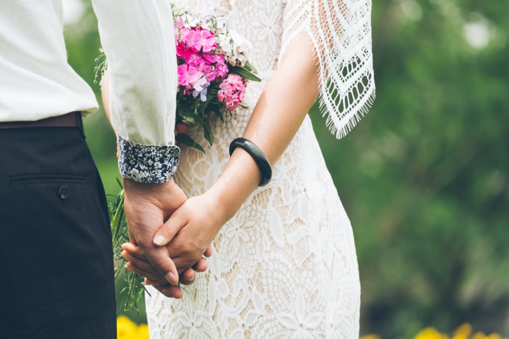 クオーター 結婚