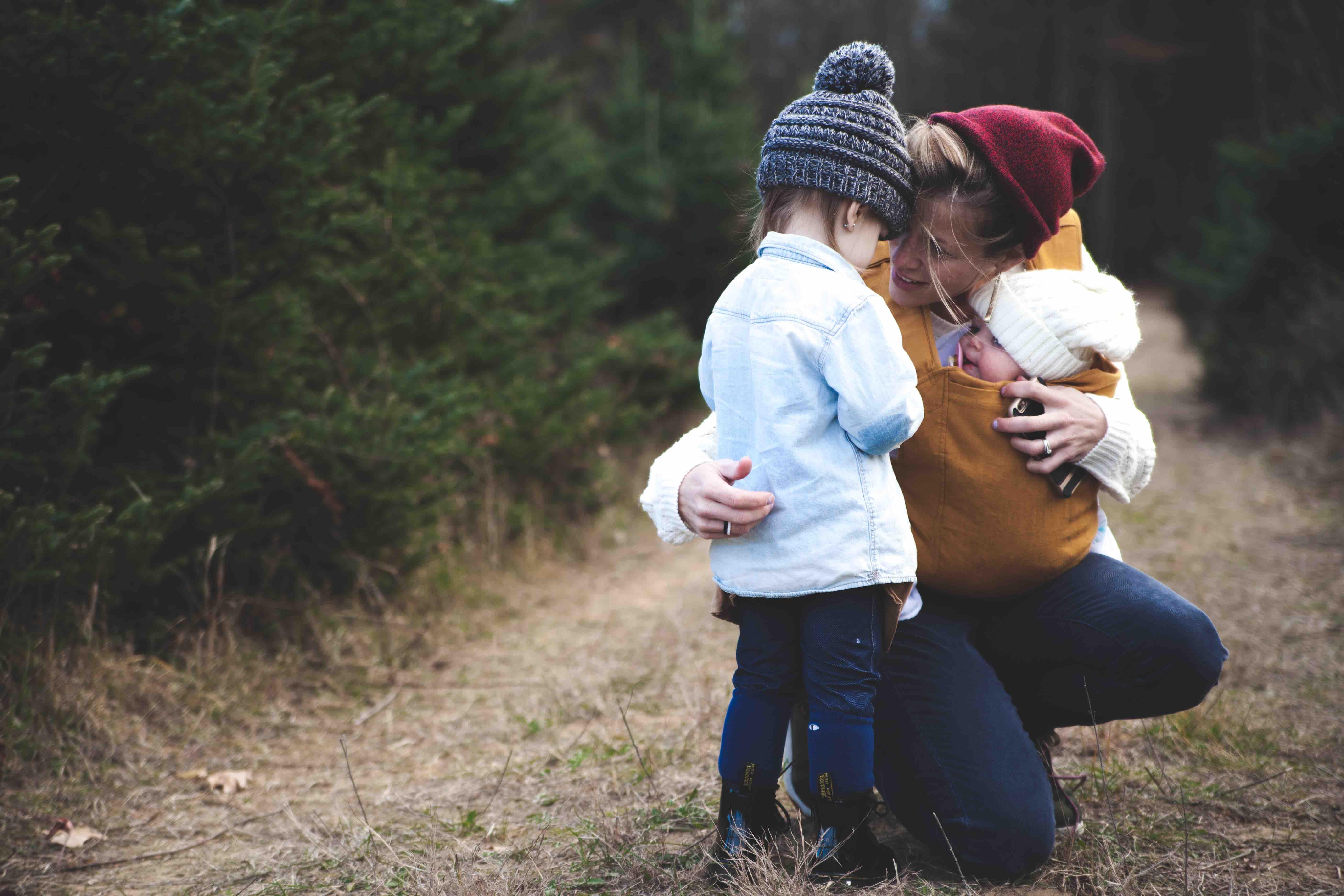 ハーフの子育てを楽しいと感じる理由3つ!子育ては楽しい?