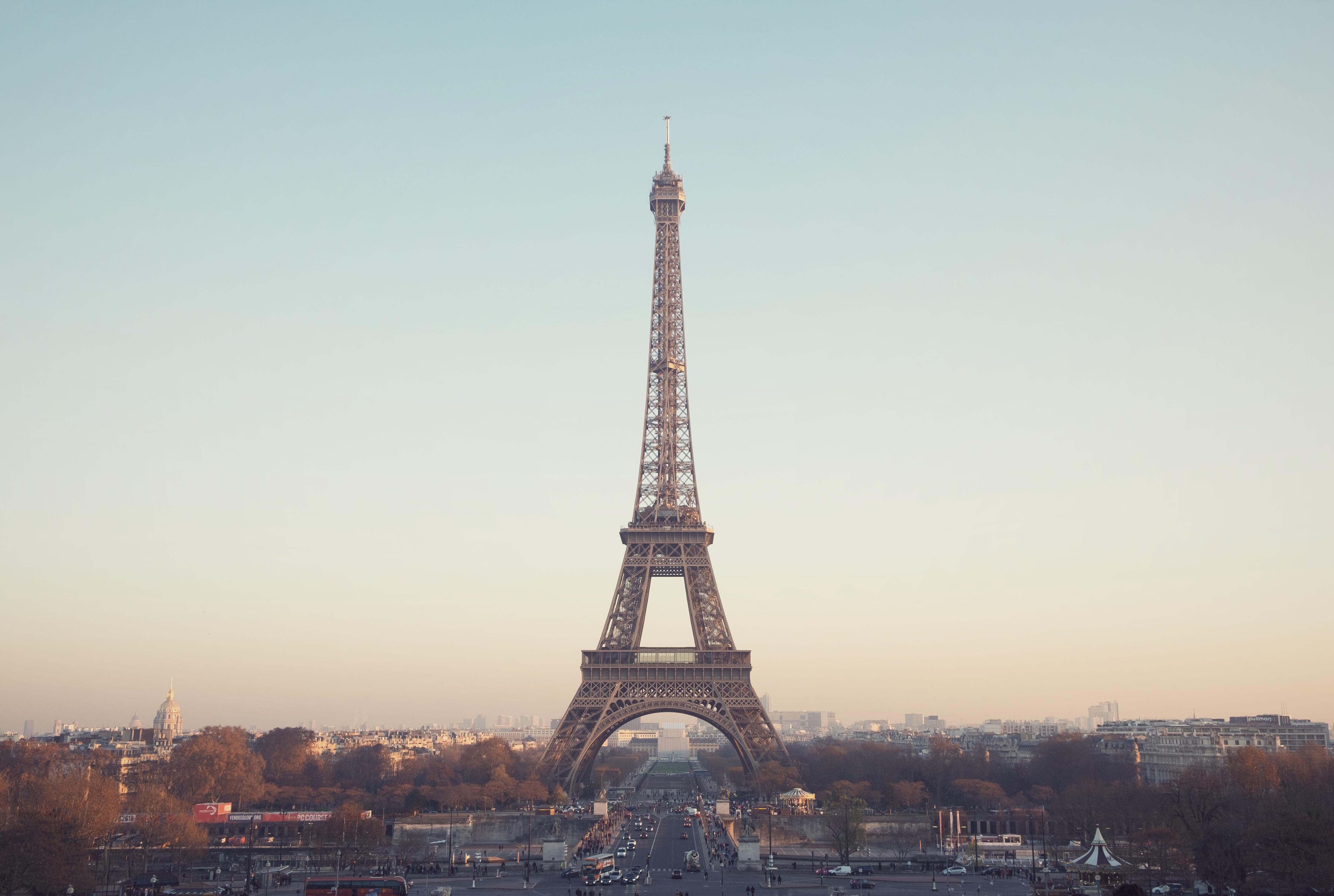 フランスのハーフがお勧め観光スポットをご紹介!フランス旅行といえばここは外せない!